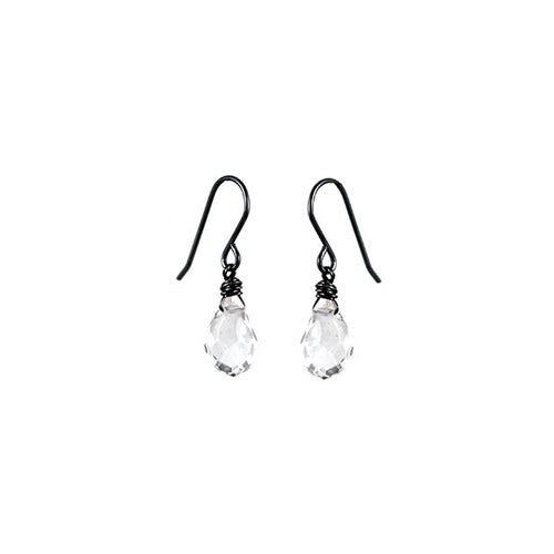 Crystal Clear Everyday Earrings