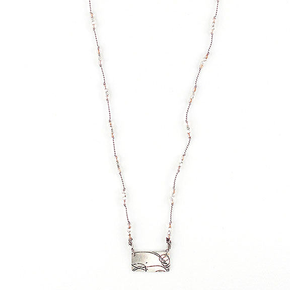 Horizon Startrail Necklace