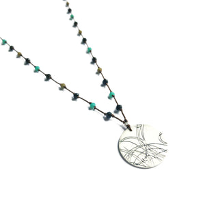 Pool Startrail Necklace