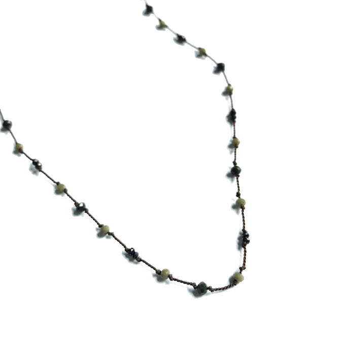 Olive Simple Necklace