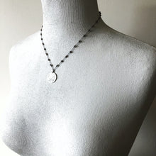 Load image into Gallery viewer, Cloudy Day Startrail Necklace