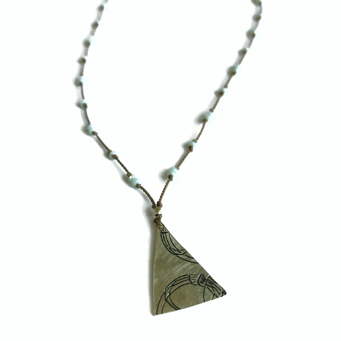 Steeple Startrail Necklace