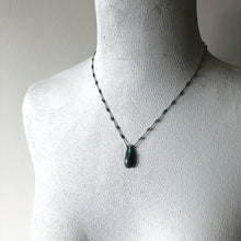 Load image into Gallery viewer, Labradorite Brio Necklace