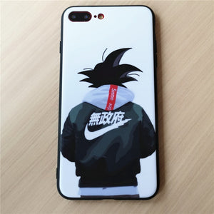 Streetwear Goku -Phone Case For iPhone 6-Xr