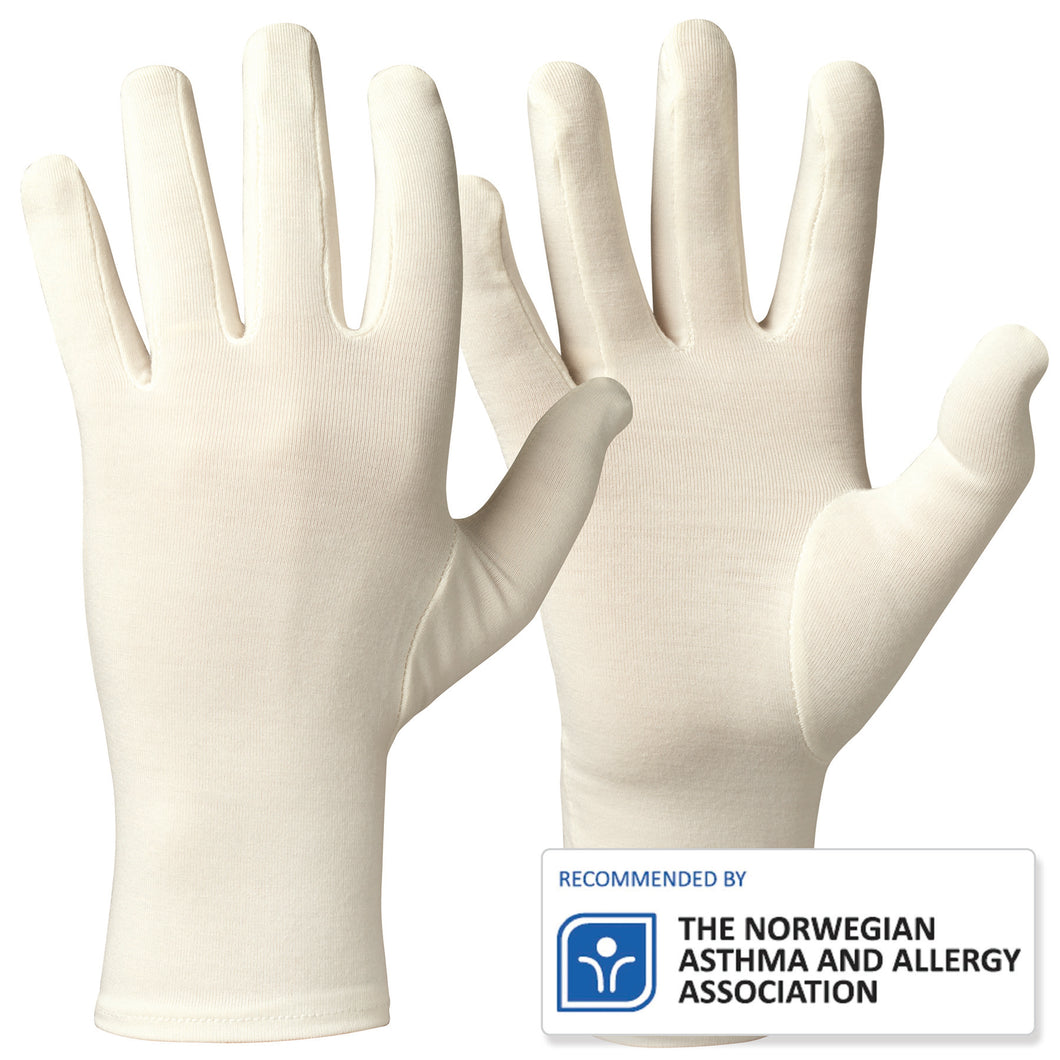 Eczema Bamboo Gloves for Adults (Pair) | Organic