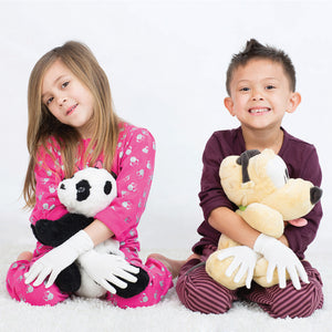 Eczema Bamboo Gloves for Kids & Children (Pair) | Organic