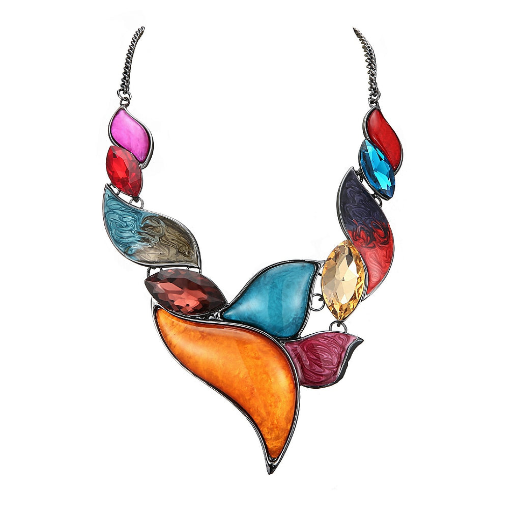 Azur - Collier multicolore