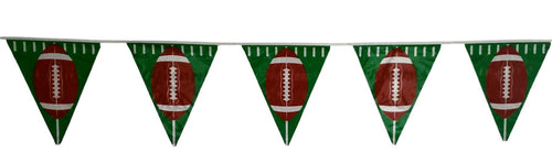Football Pennant Banner Hanging Decoration