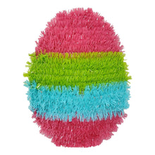 Load image into Gallery viewer, Easter Egg Tinsel Decoration – 2 Pieces