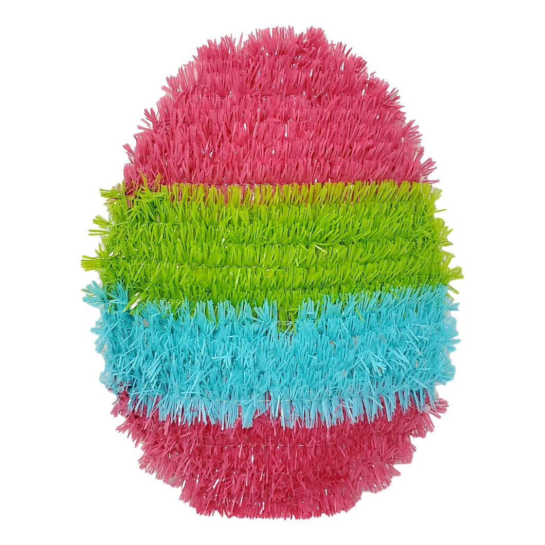 Easter Egg Tinsel Decoration – 2 Pieces