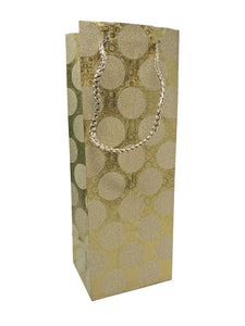 Diamond Bottle Gift Bag – 2 Pieces