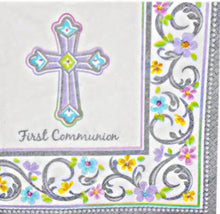 Load image into Gallery viewer, Blessed Day Communion Luncheon Napkins – 36 CT
