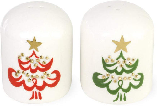 O Christmas Tree Salt & Pepper Shaker Set