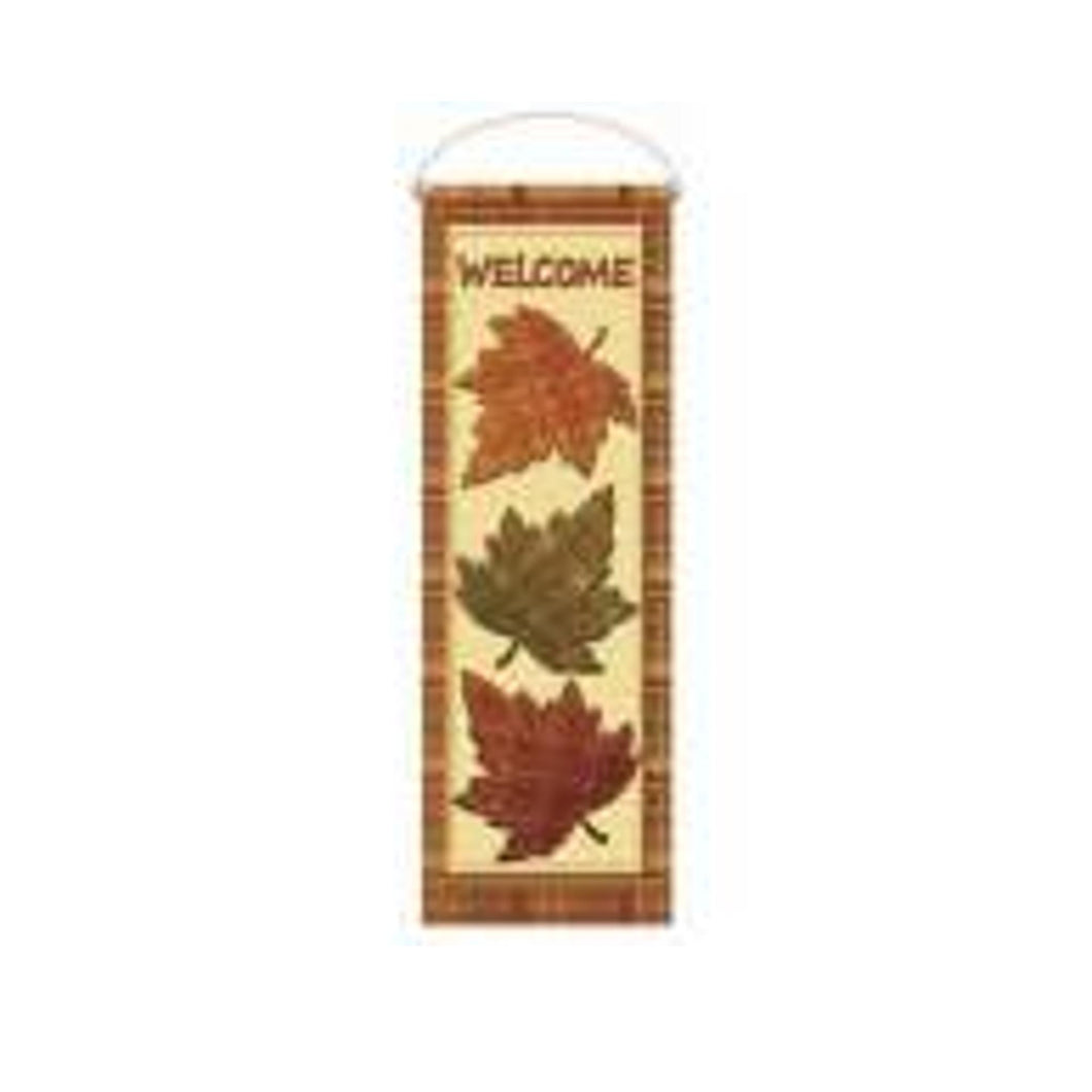 Harvest Time Fall/Thanksgiving Hanging Banner 10