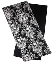 Load image into Gallery viewer, Skull Halloween Design Kitchen Towels - 2 Pack 16 x 28 in