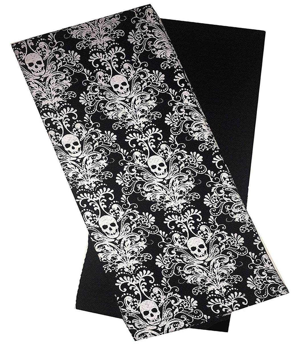 Skull Halloween Design Kitchen Towels - 2 Pack 16 x 28 in