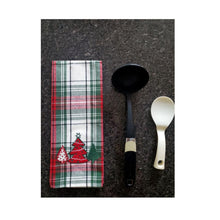 Load image into Gallery viewer, Christmas Woven Kitchen Tea Towels – Set of 4
