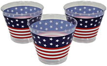 Load image into Gallery viewer, Patriotic Plastic  9 oz Tumblers