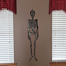 Load image into Gallery viewer, Olive Finish Skeleton Decor 46 inches – 1 Piece