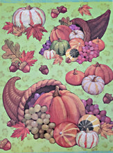 "Load image into Gallery viewer, Harvest Window Clings 12"" x 17"" – Set of 4"