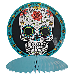 "Day of The Dead 10"" Paper Centerpiece"