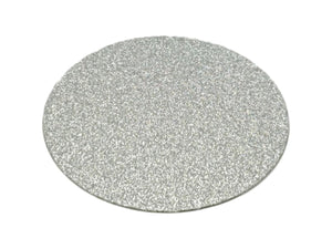 Diamond Round Paper Coasters – 12 Pieces per bag