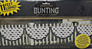 Graduation Bunting 11 ft long - 1 pc