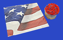 Load image into Gallery viewer, Patriotic Freedom's Flag Luncheon Napkins - 16 ct