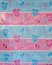 Load image into Gallery viewer, Gender Reveal Is it a boy or girl? bag and pink balloons - 1 piece