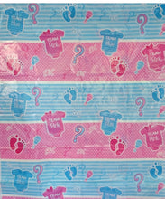 Load image into Gallery viewer, Gender Reveal Is it a boy or girl? bag and blue balloons - 1 piece