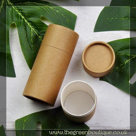 PUSH-UP CARDBOARD TUBE