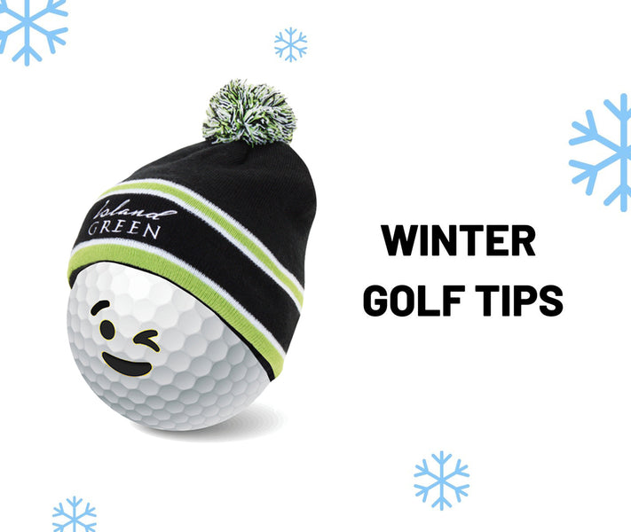TIPS FOR WINTER GOLF