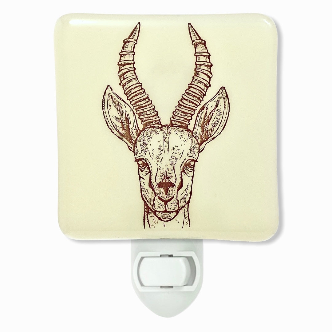 Antelope Night Light