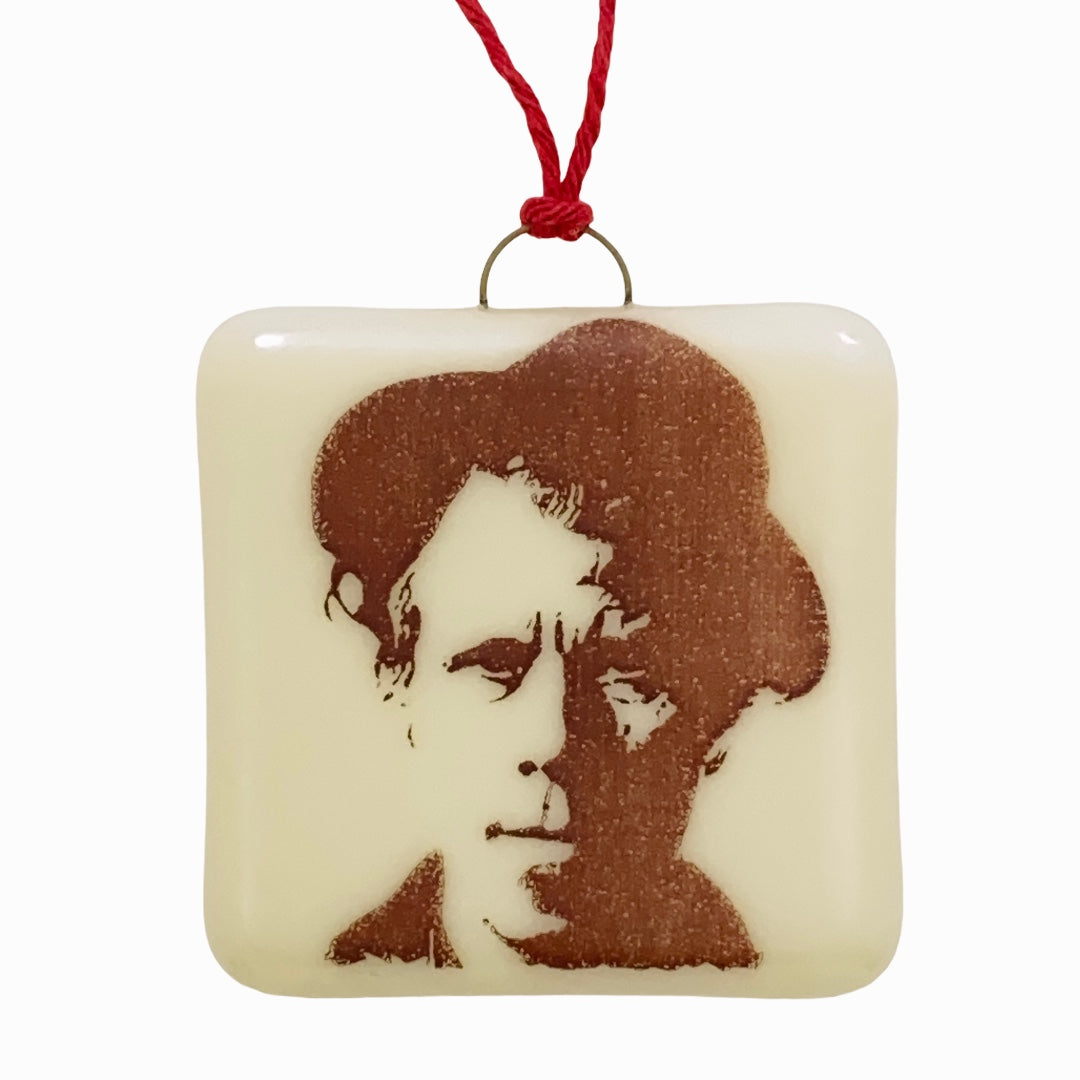 Tom Waits Ornament
