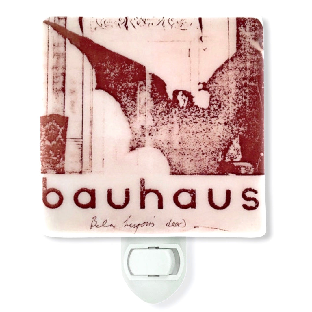 Bauhaus - Bela Lugosi's Dead Night Light