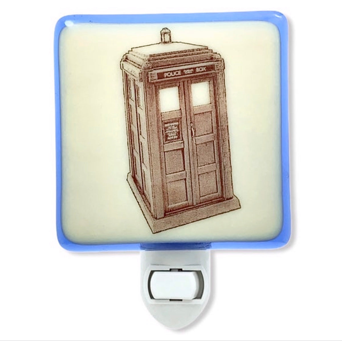 Doctor Who - Tardis Night Light