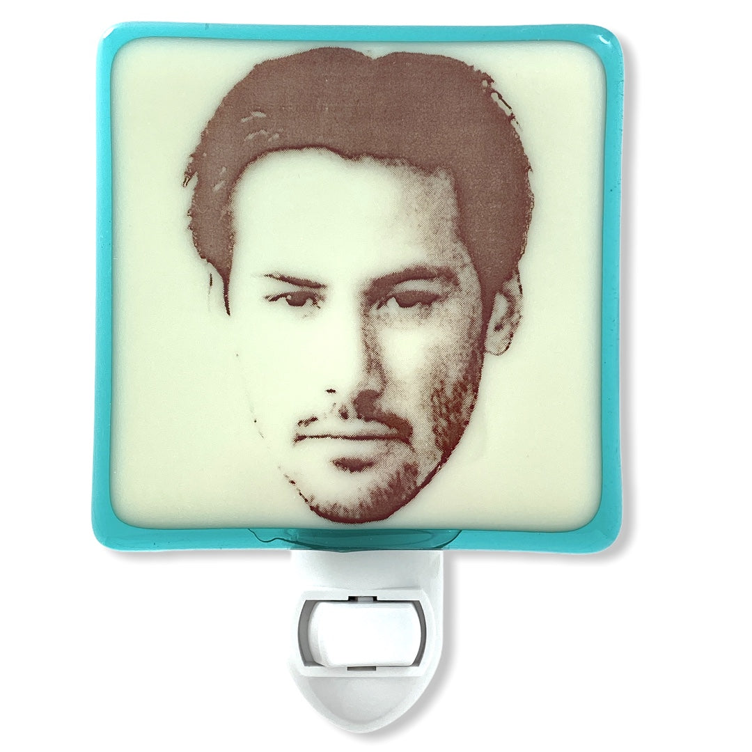 Keanu Reeves Night Light