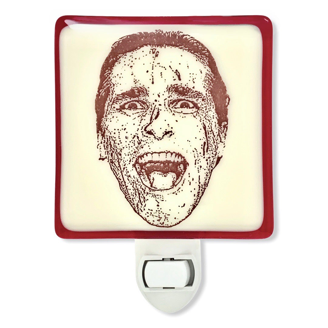 American Psycho Patrick Bateman Night Light