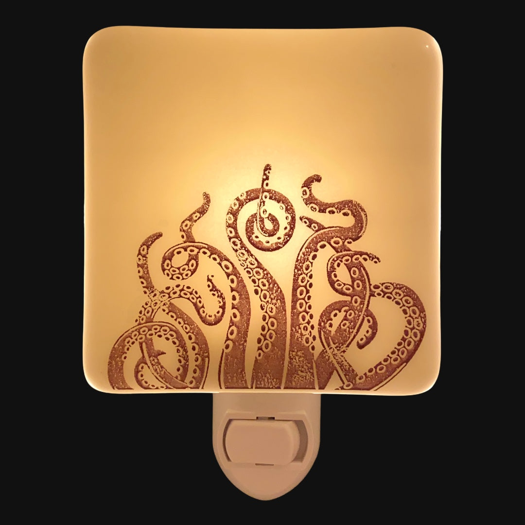 Tentacles Octopus Squid Night Light