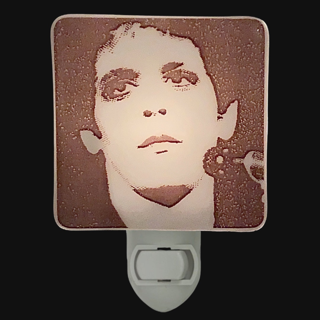 Lou Reed Velvet Underground Night Light