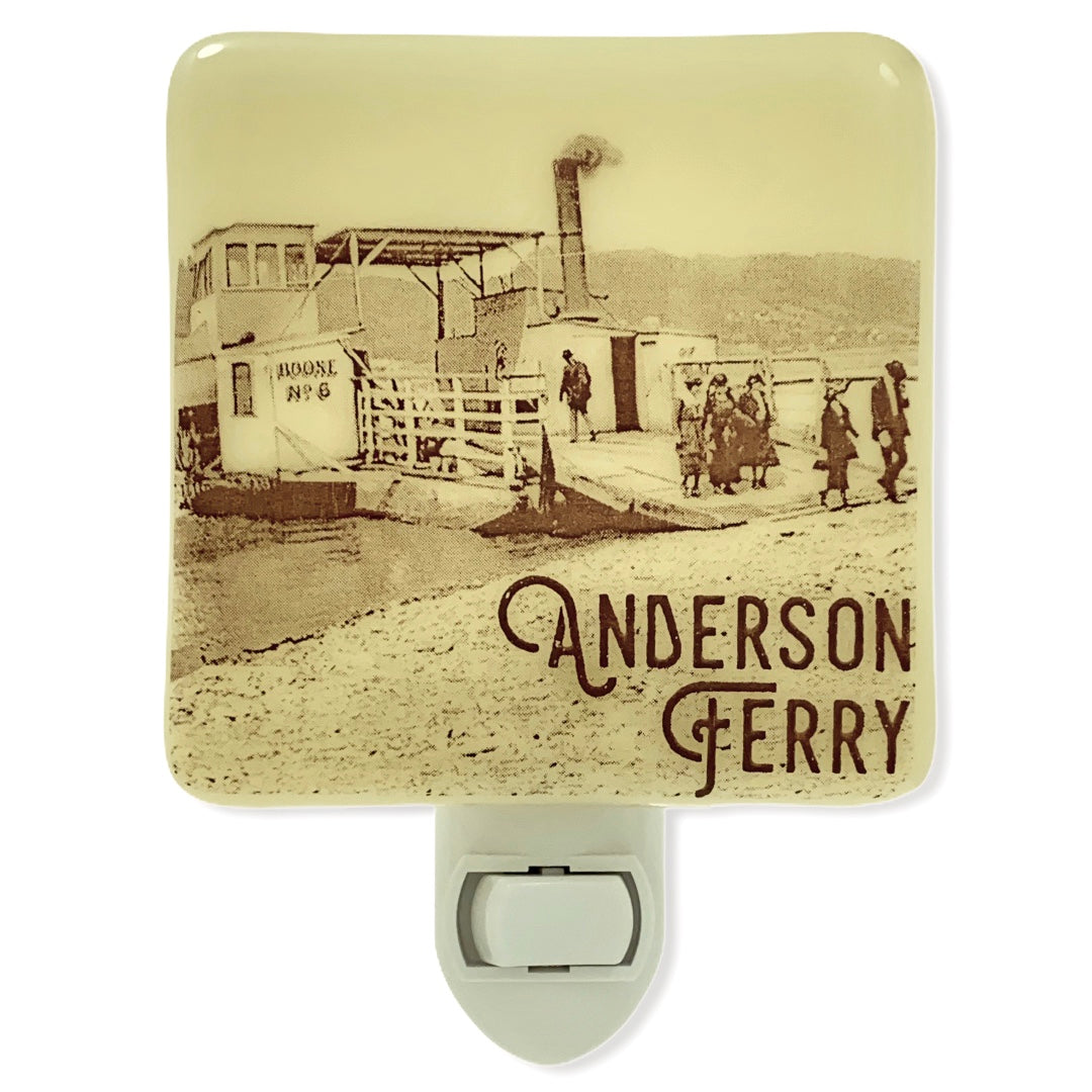 Cincinnati Ohio - Anderson Ferry Night Light