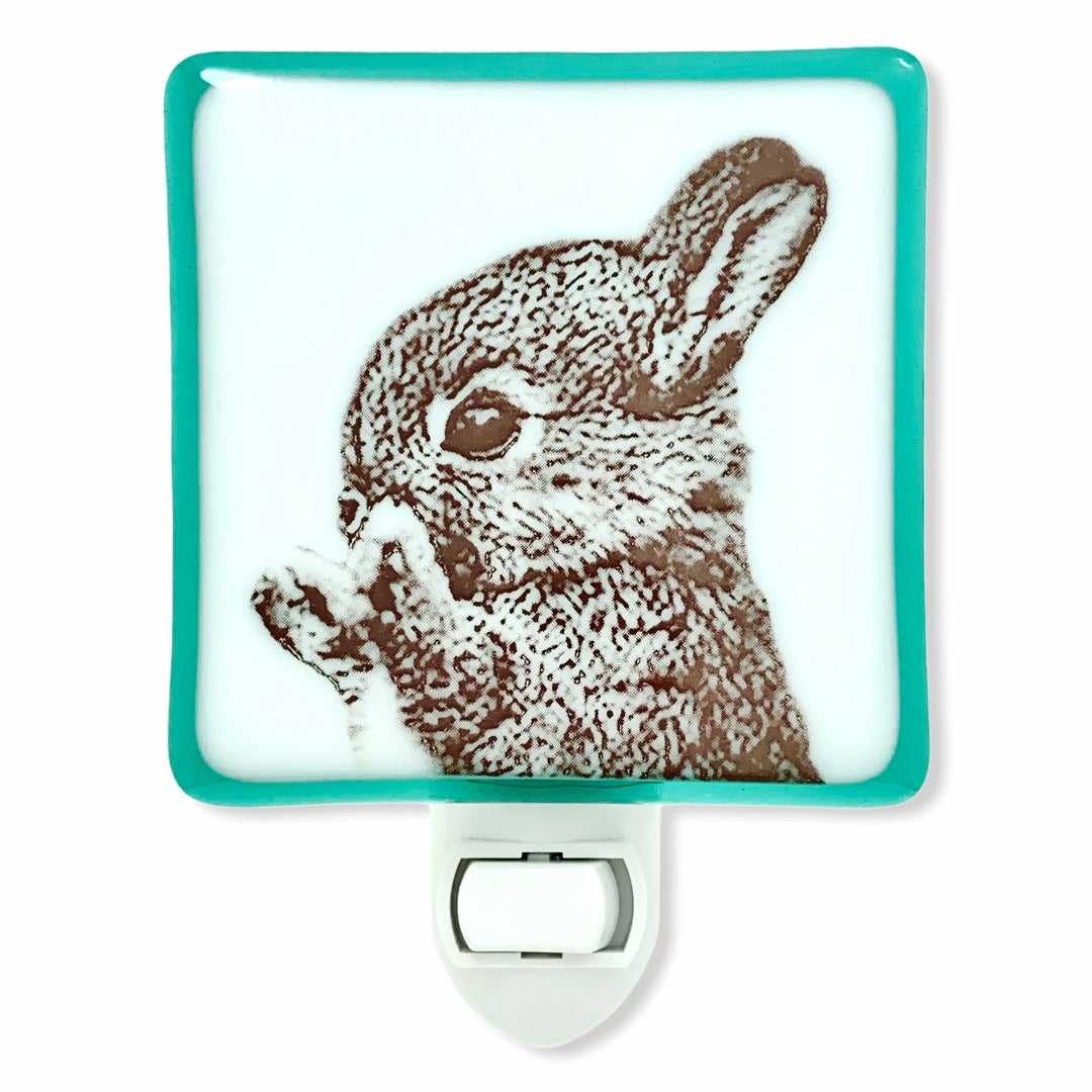 Standing Bunny Rabbit Night Light