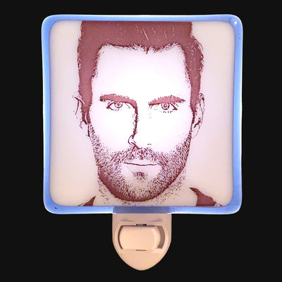 Adam Levine Maroon 5  Night Light