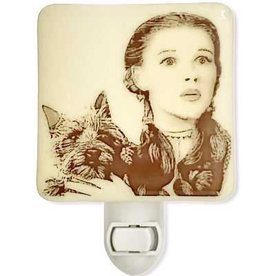 Wizard of Oz - Dorothy and Toto Night Light