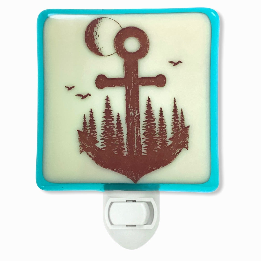 Land and Sea Anchor Night Light