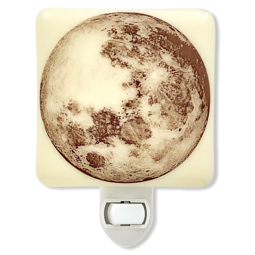 Full Moon Photo  Night Light