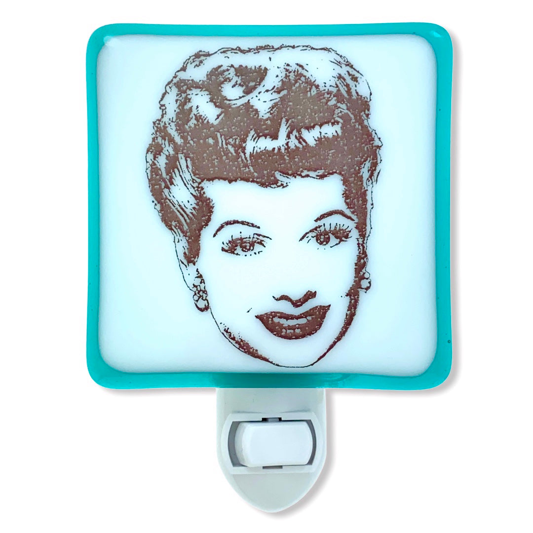 Lucille Ball - I Love Lucy Night Light