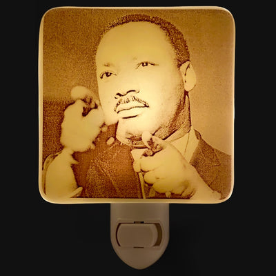 Martin Luther King Jr. MLK Night Light