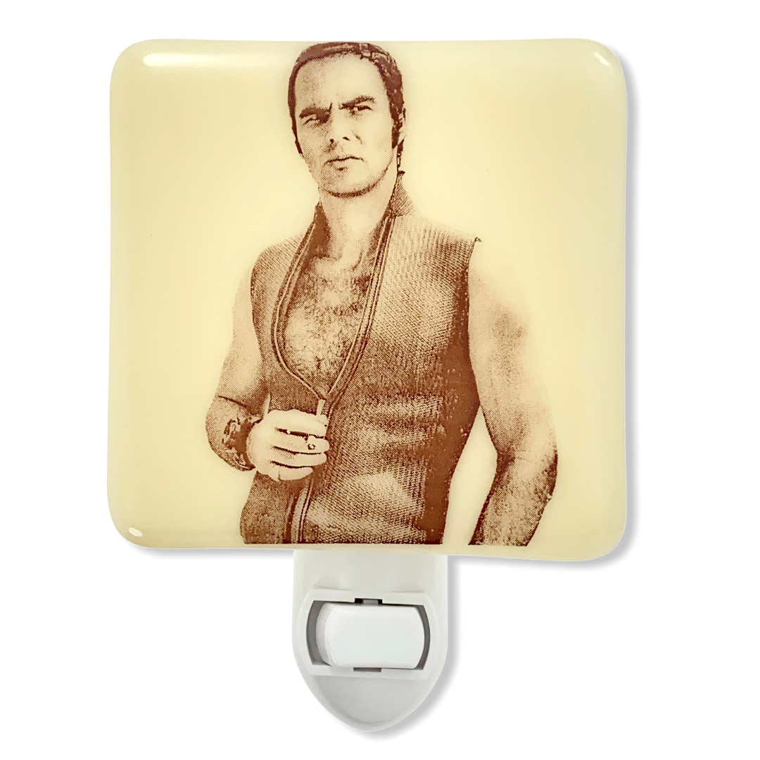 Burt Reynolds Night Light