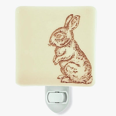 Bunny Rabbit Standing Night Light